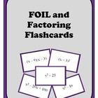 If students can't factor trinomials quickly, everything else takes twice as long.  Help your students gain understanding and speed in factoring by printing off sets of these flashcards.