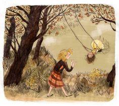 Emily Hughes Illustration Main menu