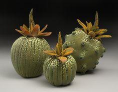 Organic ceramics - Otherworldly Ceramic Tropical Fruits and Plants by William Kidd – Organic ceramics
