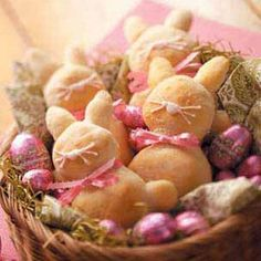bunny breads