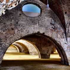 #Atarazanas de #Sevilla: Astillero militar - #Monumento Nacional de #España.