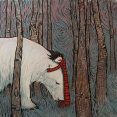 lucy campbell art | via ebgondolat antikultzin