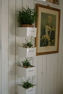 ceramic indoor herb garden
