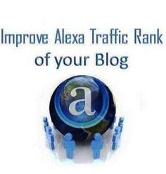 Top 8 Killer Tips to Improve Alexa Traffic Rank of your Blog
