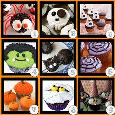 Adorable cupcakes