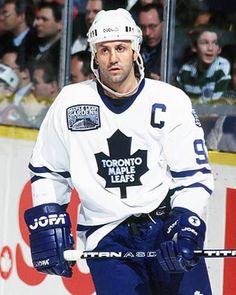 Doug Gilmour. Carol Drouillard · Toronto Maple Leafs ffb2d1ad9