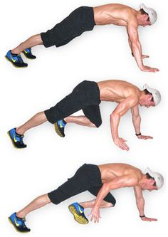 More ab workouts.