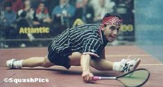 Say what u may but respect has to be given to Ahmed Barada, as a squash player he did more for Egyptian sports than most - comment copied from squash player Amr Shabana