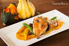 Kuracie supreme so zeleninovým pyré (fotorecept) - recept Supreme, Ms, Turkey, Food, Turkey Country, Essen, Yemek, Meals