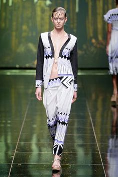 ELLE's fashion team, Poppy Evans, Tarryn Oppel and Nicole Newman share their highlights from Africa Fashion. South African Fashion, Africa Fashion, Highlights, White Dress, Pants, Dresses, African Fashion, Trouser Pants, Vestidos