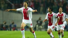Zlatan Ibrahimovic, in his early days at Ajax Amsterdam. #Legend