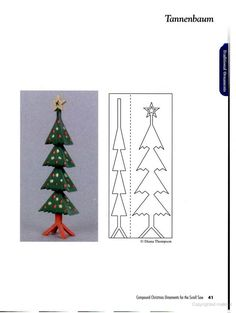 Woodtools - Книги - Compound Christmas Ornaments for the Scroll Saw