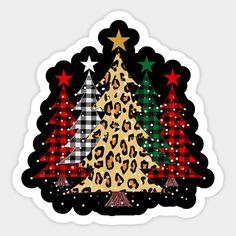 Buffalo Plaid Christmas Clipart #christmasclipart #buffaloplaidclipart #clipart2021 Christmas Tree Pattern, Plaid Christmas, All Things Christmas, Merry Christmas, Christmas Vacation, Christmas Trees, Funny Stickers, Custom Stickers, Plaid And Leopard