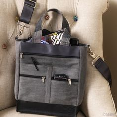 Bags & Totes - Gray And Black Laptop Carryall Rubber Texture, Old Tires, Purses And Bags, Shopping Bag, Fashion Shoes, Pouch, Laptop, Seat Belts, Medical Care