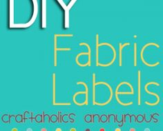 sewing - 2/12 - Craftaholics Anonymous®