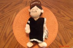 "NEW HOMIES ""MR RAZA"" PLUSH DOLL STUFFED TOY 13"" Lowrider La Raza Chicano#Homies#Mijos"