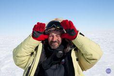 Expedición Acciona Antártida 90ºS - 2011 / 2012 con Ramón Larramendi. Fotos de Javier Selva.