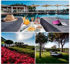 Hotel à beira-mar cercado por vinhedos, o Capofaro é a mais perfeita tradução do dolce far niente italiano. Vem ver a tip de Mari Cassou no Gallerist Blog!
