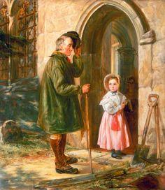 John Callcott Horsley (1817-1903) Англия