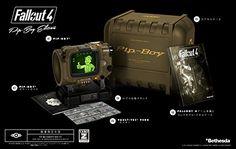 Fallout 4 Pip-Boyエディション ベセスダ・ソフトワークス http://www.amazon.co.jp/dp/B0151GVXLC/ref=cm_sw_r_pi_dp_NNTvxb09MAXNZ