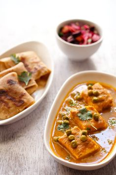 matar paneeror mutter paneer recipewith step by step photos - one popular paneer recipe amongstall the north indian paneer recipes. matar paneer is quite often made at home.    so here is a simple and easy recipe