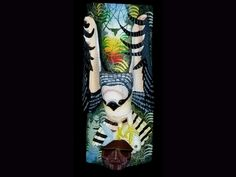 Hand-carved #Costa Rica mask: Osprey with catch. #Brunka tribe. http://galerianamu.com/shop/wall-masks/ecological-cultural-masks/osprey-mask# $229