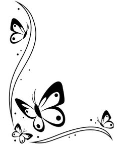 Beautiful borders for chart paper google search beautiful consumercrafts product darice x embossing folder corner design butterflies thecheapjerseys Gallery