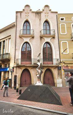 Terrassa - Façana modernista | Flickr - Photo Sharing!