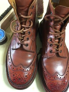 Tricker's malton1 /* wow. all the suedehead style boots (which they seem to misinterpret in The UFA as a type of glam) are Japanese now it looks like.