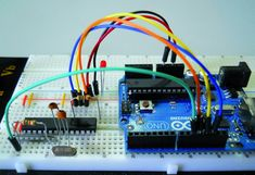 Check out http://appstore/iotmonitor Arduino ISP (In System Programming) and stand-alone circuits