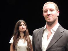 Foto del espectáculo de teatro escolar para secundaria Don Juan Tenorio