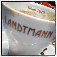#Coffee break #landtmann #vienna  (at Cafe Landtmann)