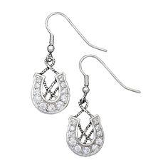 Montana Silversmiths Vintage Charm Earrings