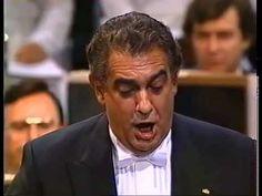 Viva La Zarzuela - Gala du Midem (Cannes 23 Enero 1996) - YouTube