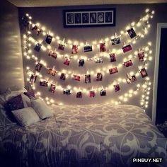 Christmas Bedroom - Christmas Decorations