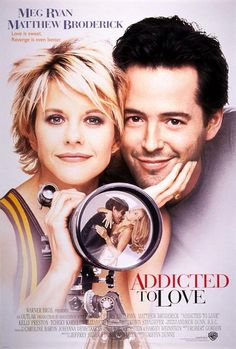 Matthew Broderick and Meg Ryan in Addicted to Love-all cute (liked Maggies styling)