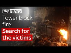 (32) Stories of survival emerge after London high-rise fire - YouTube