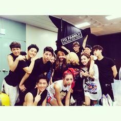 Sandara Park daraxxi | #TeamB YG Family
