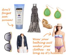 what to wear at a work conference at the beach!