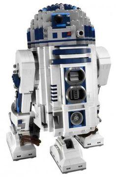 New Lego Star Wars R2D2