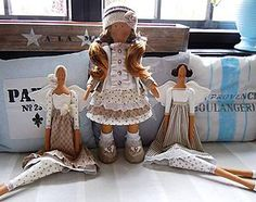 Jasmin Art - Page 3 of 34 - Handmade Fabric Dolls, Doll Clothes, Handmade Dolls, Toys, Children, Decorations, Hands, Activity Toys, Young Children