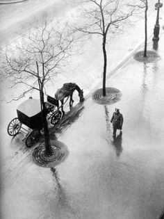 Roger Parry - Boulevard Poissonnière, Paris, 1943