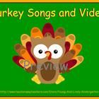 Turkey Songs for ActivBoard