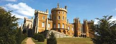 Belvoir Castle stands high on a hill overlooking 16,000 acres of woodland and farmland. Visitors from all over the world are welcomed here to events in the park, weddings, our world famous pheasant and partridge Belvoir Shoot, tours of the Castle and its art collection and our recently renovated gardens http://www.belvoircastle.com/