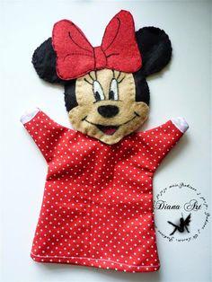 Diana Art, minnie, pattern,