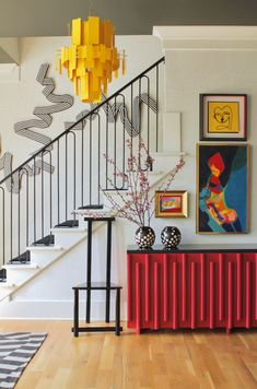 Inside the Unexpectedly Colorful Chango & Co-Designed Modern Farmhouse