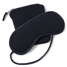 For that extra 20 minutes - - Armand Diradourian - Cashmere Eye Mask and Pouch Mens Luggage, Designer Luggage, Travel Must Haves, Birthday Gift For Him, Man Up, Neck Pillow, Travel Style, Travel Set, All About Fashion