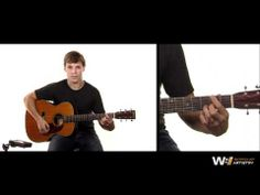 "▶ Guitar Lesson for ""10000 Reasons (Bless the Lord)"" - YouTube"