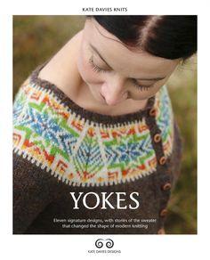 Редкие журналы по вязанию:  Yokes  2014 - 轻描淡写 - 轻描淡写