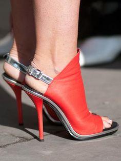 London Fashion Week Street Style F/W 2012, Day 3